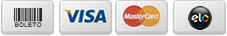 Bolelto Visa Mastercard Elo Caixa