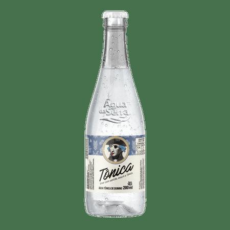 Água Tônica Água da Serra Não Retornável 200ml – 12 unidades