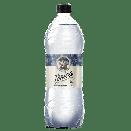Água Tônica Água da Serra Pet 1 Litro – 12 unidades