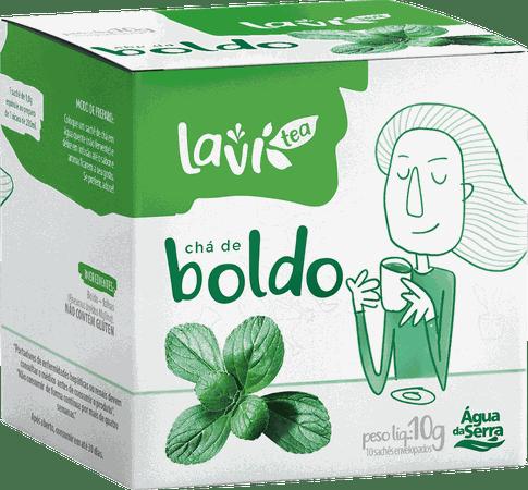 Chá Laví Tea Boldo 10 sachês