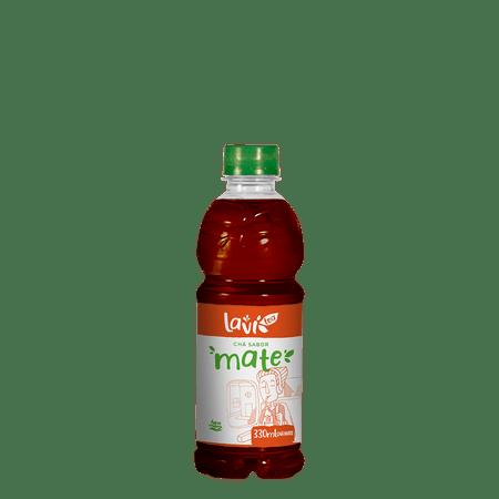 Chá Laví Tea Sabor Mate 330 ml - 12 unidades