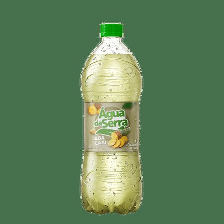 Refrigerante Água da Serra Abacaxi Pet 1 Litro - 12 unidades