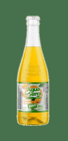 Refrigerante Água da Serra Laranjinha Zero Não Retornável 200ml - 12 unidades