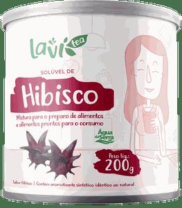 Chá Laví Tea Solúvel Hibisco 200g
