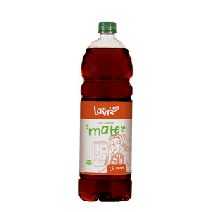 Chá Laví Tea Sabor Mate 1,5 Litros - 06 unidades