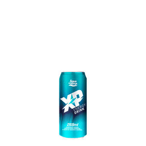 Energético XP Energy Drink Lata 269 ml  - 12 unidades