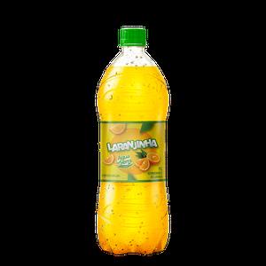 Refrigerante Água da Serra Laranjinha Pet 1 Litro - 12 unidades
