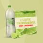 Refrigerante Água da Serra Soda Limonada Pet 2 Litros - 06 unidades